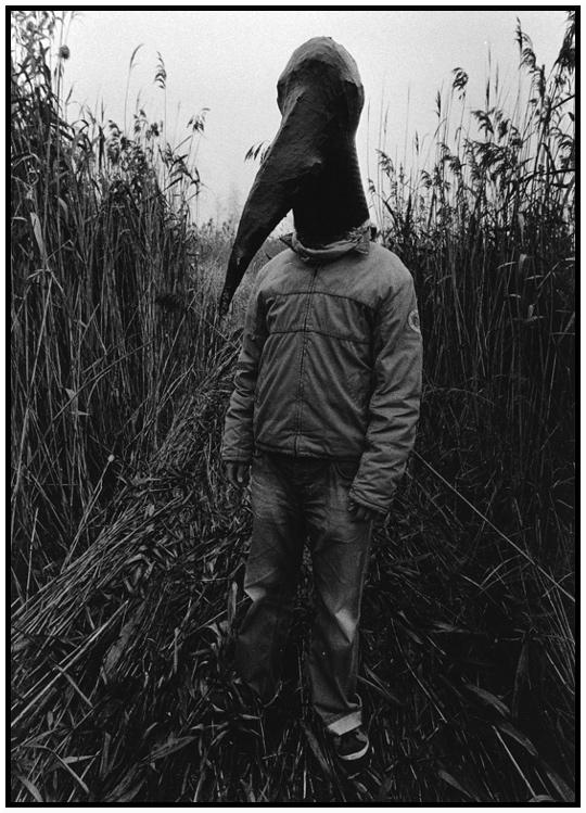 Mask by Ondra Zeman