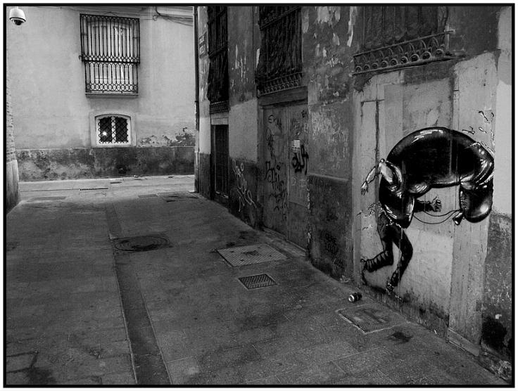 Calle de Marsella, Valencia 09/2012